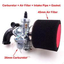 Molkt 26mm Carburetor Filter Intake For Lifan YX 125cc 140cc 150cc Pit Dirt Bike