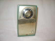 RCA VICTOR 1T 1LE PORTABLE TRANSISTOR RADIO UNTESTED EX CONDITION FOR DISPLAY