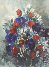 Art Deco-Malereien von 1950-1999 künstlerische Öl