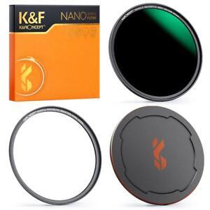 K&F Concept ND1000 Magnetic Filter Set Multi-coated 49/52/55/58/62/67/72/77/82mm