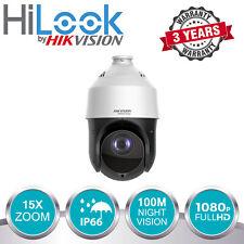 PTZ CCTV CAMERA HIKVISION FULL HD 15X ZOOM TURBO 1080P 100M NIGHT VISION TRADE