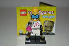 LEGO Series 14 MiniFigure (71010) Monster Scientist  NEW + Unused code