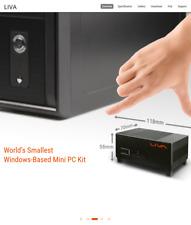 KODI BUILD Worlds smallest PC Wireless Fast connection speeds