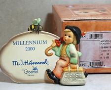 Hummel Plaque Merry Wanderer W BUMBEL Bee Hum 900 Tmk8 Vintage
