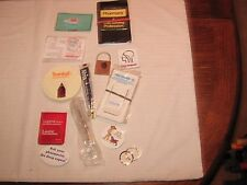 Rx, Pharmacy Promotional Items, Mixed Lot , Advertisment Promos