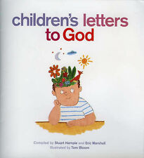 , Children's Letters to God, Hardcover, Very Good Book