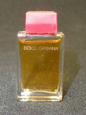 Vintage Dolce and Gabbana EDT MINI * RARE