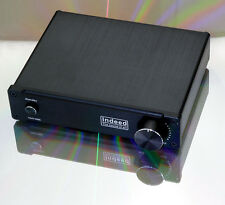 NEW 2014 Indeed Class D Amp TDA7498E 160WX2 Stereo Amplifier + 36V5A adapter BLK
