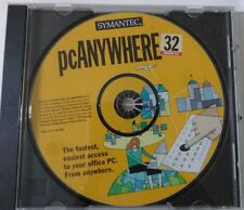 Symantec pcANYWHERE 32 Version 8.0