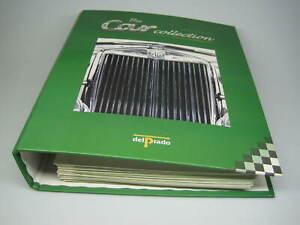 Del Prado 4 tomos COMPLETO Car collection España 220 PAGS 70 Fascículos