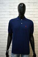 Maglia Uomo RALPH LAUREN Taglia XL Polo Maglietta Manica Corta Shirt Man Slim