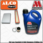 SERVICE KIT for PEUGEOT 308 1.6 VTI OIL AIR CABIN FILTERS +5w30 OIL (2007-2013)