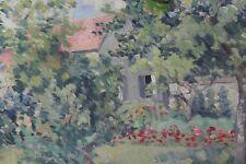 Marie Lucie NESSI-VALTAT (1910-1993) Paysage post-impressionniste Valtat Lhote