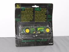 Ertl 1/64 John Deere D & 630LP Two Cylinder Tractors  New on Package