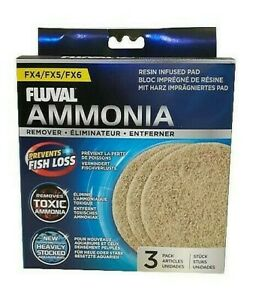 Fluval FX4/FX5/FX6 Resin Infused Ammonia Remover Pad