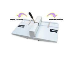 Paper Creasing Machine Manual Perforating Combo