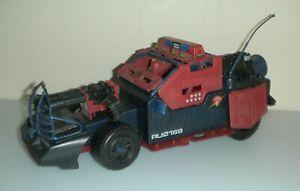 Lot 1986 GI Joe Cobra Dreadnok Thunder Machine Car Thrasher's Vehicle *Complete