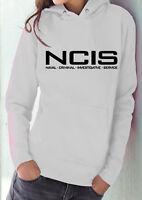 fm10 felpa cappuccio donna NCIS Naval Criminal Investigative serie TV