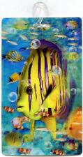Luggage Tag - Aquarium Fish - Unique Item