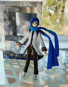 KAITO Vocaloid Figma 192 Max Factory Secondhand Anime Action Figure Hatsune Miku