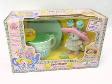 Tea Bunnies Party Playset NEW Sealed Vintage 90s Pansy Parfait Ice Cream Set