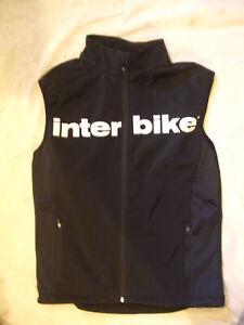 Interbike Fleece Windstpper Vest, Men's M