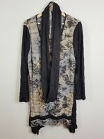 [ TS TAKING SHAPE ] Womens Top w/scarf NEW $159.95 | Size XS or AU 14 / US 10