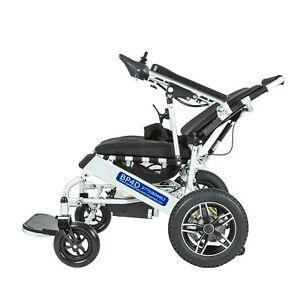 Reclining Electric Wheelchair For All Ages Any Terrain Indoors Outdoors For All