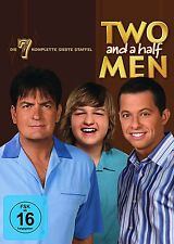 TWO AND A HALF MEN, Mein cooler Onkel Charlie, Staffel 7 (4 DVDs) NEU+OVP