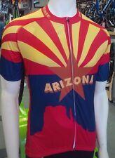 Cycling  Jersey  ( Arizona State Flag)