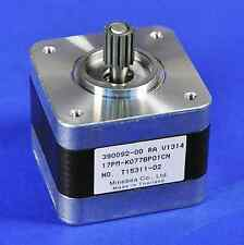 NEMA17 Single Shaft 0.3A/40oz-in Stepper Motor with Pulley - Lot of 10