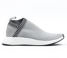 Adidas Men's NMD_CS2 PK US 14 M Grey Primeknit Slip On Sneakers Shoes $180.00