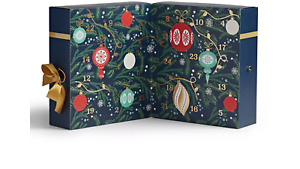 Yankee Candle Advent Book Christmas Gift Set Filled Festive Votive Gifts *2021*