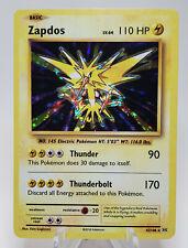 Zapdos - 42/108 - Holo Rare - XY Evolutions - NEW! - Pokemon