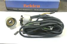Belden 7871 Headlight switch & switch wiring harness for 32 Ford Models B & 18