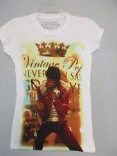 Michael Jackson Eternal Limited Edition Katherine Select White T-Shirt women S\
