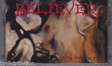 BELIEVER - SANITY OBSCURE (*New-TAPE, 1990, R.E.X.) Original Issue Xian Thrash