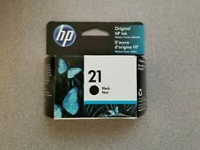 HP 21 Ink Cartridge Black C9351AN new exp 2022
