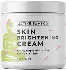 Whitening Cream. Anti Aging Skin Lightening Cream - Dark Spot Corrector 4 OZ