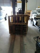 Hyster Model H60xm Forklift Sit Down Rider Truck Fl