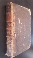 Sermones De ESCRITURA Santa J. Saurin Pastor Tomo 3 P. Husson La Haye 1717