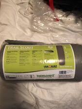 Thermal Foam Core Comfy Compact Trail Scout Sleeping Pad Gray Regular Camping