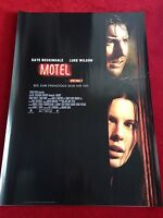 Motel Kinoplakat Poster A1, Kate Beckinsale, Luke Wilson, Vacancy
