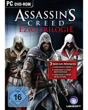 Figuras assassins creed Ezio Collection (+ Brotherhood + Revelations) PC