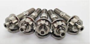 Titanium EXHAUST Manifold Stud Kit - Honda K series Engine