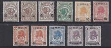 SOMALIA 1923 Elefante o Leone MNH** (PP)