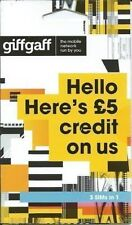 giffgaff Mobile Phone SIM Cards