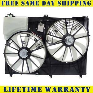 Radiator Fan For Toyota Fits Highlander 2.7l 3.5l L4 V6 TO3115187