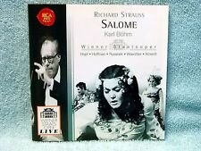 R.STRAUSS - SALOME  GERMAN IMPORT-  KARL BOHM - GENTLY USED 2 CD SET