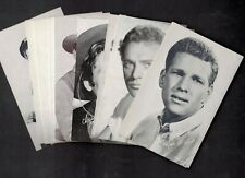 LOT OF (50) HIGH GRADE 1947-1966 EXHIBIT ACTOR'S ARCADE CARDS PSA ?